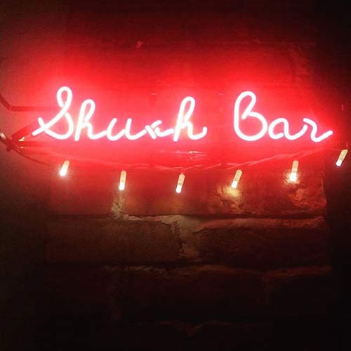 Shush Bar