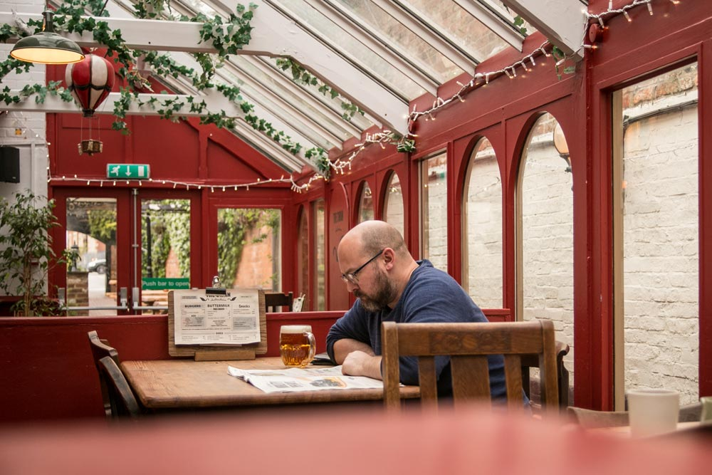 The Swan Cheltenham Relaxed Traditional Pub Homemade